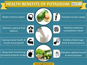 13 Incredible Benefits of Potassium | Organic Facts