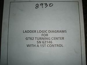 Toyada Cnc Lathe Gt62 With 15t Control Ladder Logic
