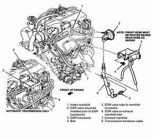 1989 Ford Aerostar Engine Diagram
