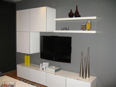 modern banc tv ikea besta cabinet combination minimalist
