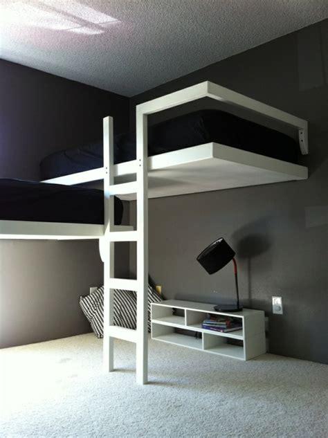 chambre bb ikea das hochbett ein traumbett für kinder und erwachsene