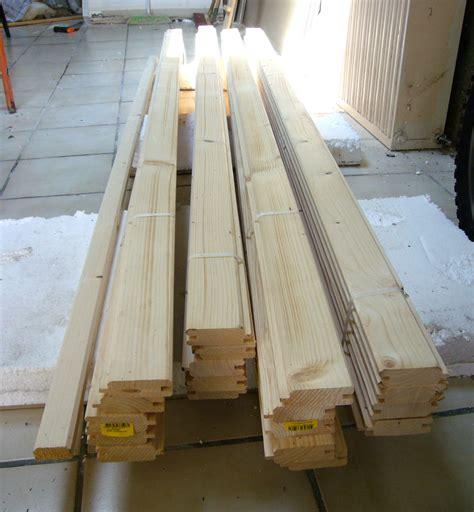 lame bois pour volet subaudio bricolage fabriquer ses volets battant en bois