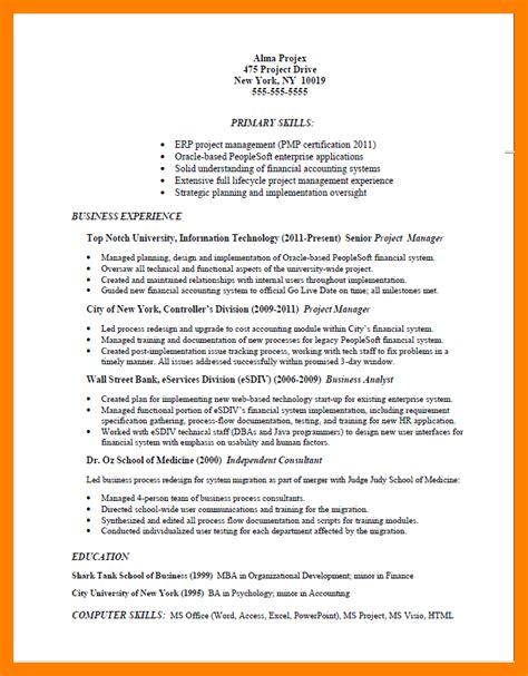 7 resume description mla cover page