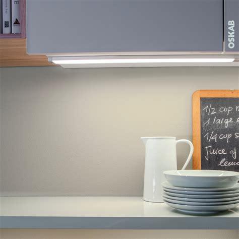 reglette cuisine réglette de cuisine eclairage led rhea détecteur de