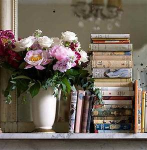 Lias inspirations: Flowers and Books