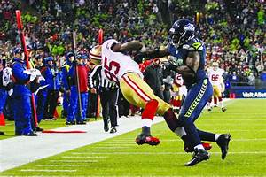 Seahawks Kam Chancellor Thinks 49ers39 WR Michael Crabtree