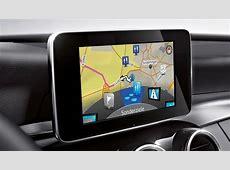 Garmin Map Pilot MercedesBenz 2058204800 OEMercedes