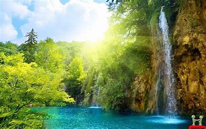 Waterfall Waterfalls Wallpapers Awesome Desktops Laptops 1440