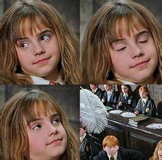 Harry Hermione Their First Potions Class All
