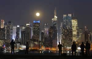 New York City Moon