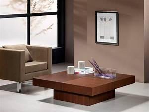 Table De Salon Carrée : trouvez la table basse parfaite pour votre salon ~ Teatrodelosmanantiales.com Idées de Décoration