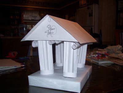 ancient greece crafts ideas  pinterest