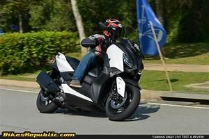2018 Yamaha Xmax 250 Test  U0026 Review