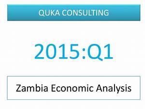 Zambia economic analysis 2015 Q1