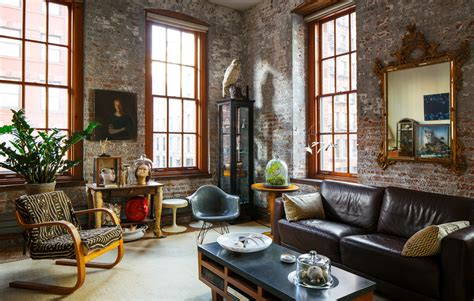 In a TriBeCa Loft, Taxidermy, Fun-House Artifacts and
