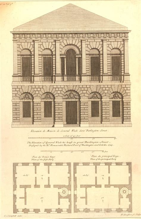 house plans for free file vitruvius britannicus the elevation of general wade