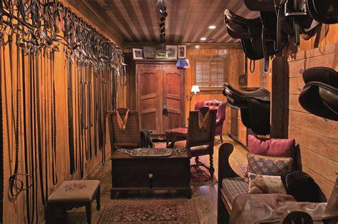 tack horse rooms barn stables stable barns dream interiors estate equestrian farm thomas sparad thomasandtalbot fran