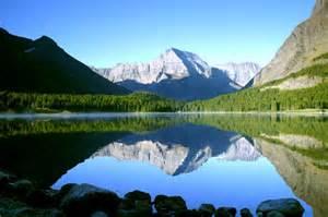 Glacier National Park Landforms