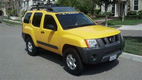 how to fix cars 2008 nissan xterra electronic throttle control buy used 2008 nissan xterra yellow automatic rwd low miles in ladera ranch california