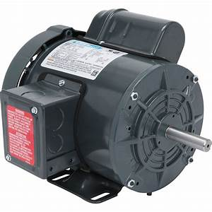 Leeson Farm 2 Hp  1800 Rpm  115  208 U2013230 Volts  Single Phase  Model