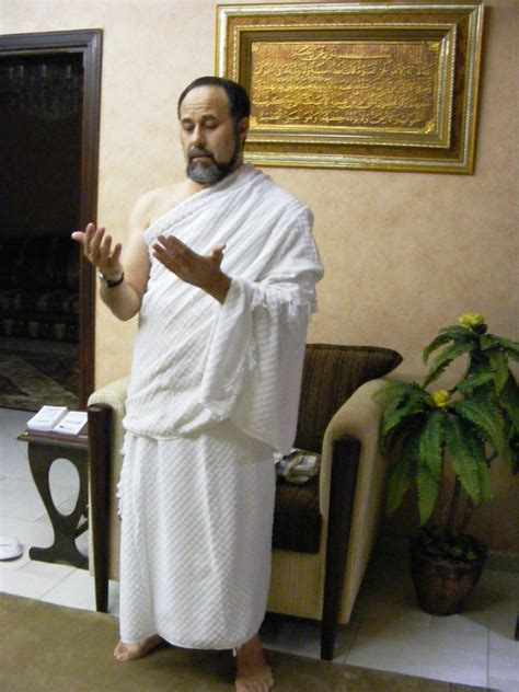 On What to Wear to Hajj for Man