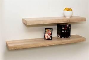 Floating, Shelves, Oak, 1150, U0026, 900x250x50, Double, Deal, U2013, The, Shelving, Shop