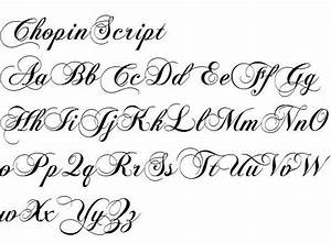 Image gallery decorative script for Decorative script letters