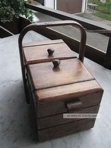 Nähkästchen Mit Inhalt : n hkasten art deco mit inhalt n hk stchen ~ Whattoseeinmadrid.com Haus und Dekorationen