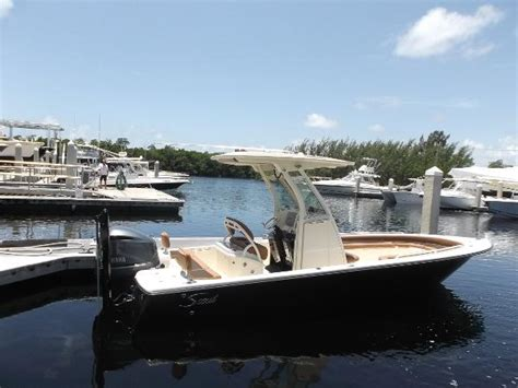 Scout Boats Florida by Scout Boats 251xs Boats For Sale In Florida