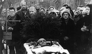 Burial Of Varlam Shalamov