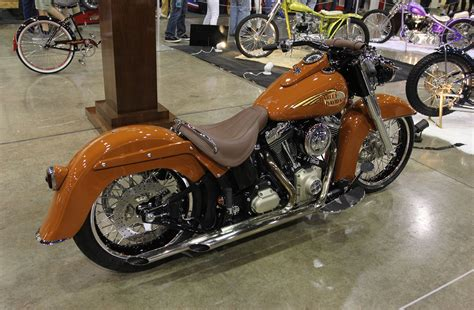 Motorcycles Of The Grand National Roadster Show