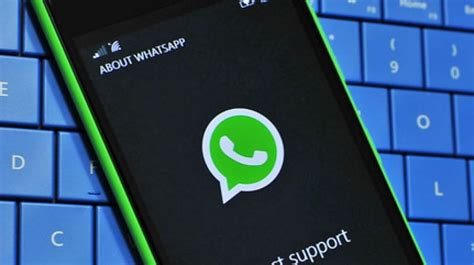 whatsapp for windows phone receives a new update teckbe