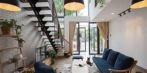 Minimalist, House, By, 85, Design, In, Vietnam