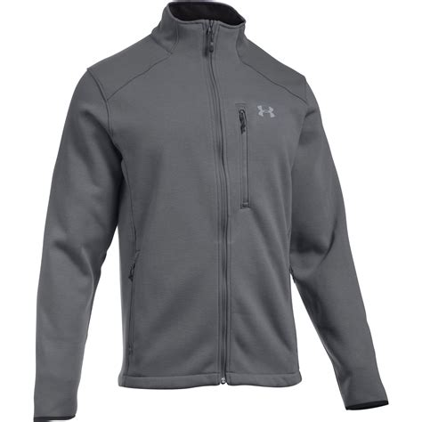 armour s ua granite jacket in gray for