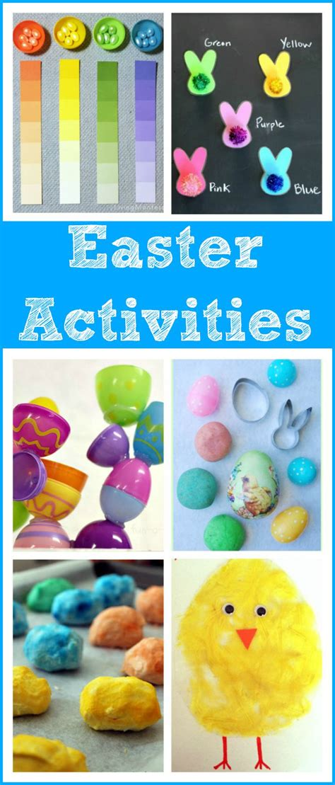best 25 preschool easter crafts ideas on 367 | 9e811a96a3029c146bd6f373fabb2c05 easter activities for toddlers preschool activities