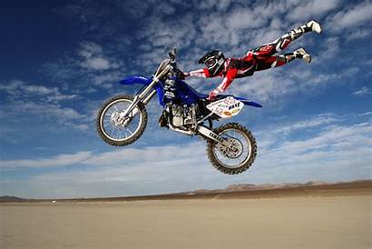 Motocross Dirt Desktop Yamaha Racing Motorcycle Freestyle