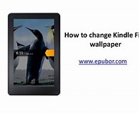 Image result for How to change Kindle Fire wallpaper?