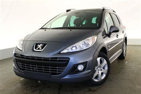 Peugeot 207 Sw Outdoor Sporty Outdoor Hdi 92 Te Koop Aan