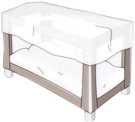 chambre bébé quax moustiquaire pour lit parapluie quax file dans ta chambre