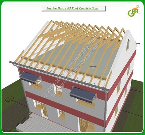 Free Home Design Software Roof by Green Passive Solar House 3 Plans Gallery