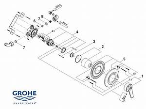 Shower Spares For Grohe Avensys Manual