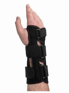 Manu Universal Wrist Orthosis With A Thumb Hold