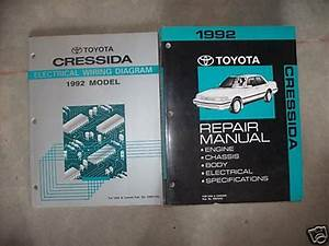 1992 Toyota Paseo Service Shop Repair Workshop Manual Set