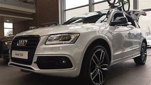 Audi Q5 S Line 2017 : 2017 new audi q5 black edition s line plus exterior and interior review youtube ~ Medecine-chirurgie-esthetiques.com Avis de Voitures