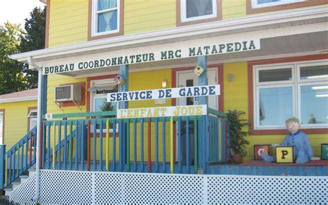 bureau coordonnateur mot de bienvenue de la direction bc de la matapédia