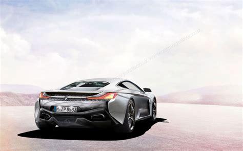 Sensation! Mclaren To Build Bmw Supercar, Car+ October