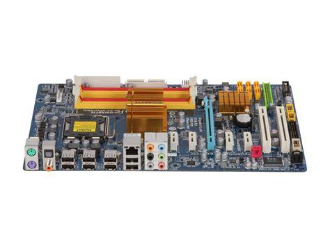 GIGABYTE GA-EP43-UD3L LGA 775 ATX Intel Motherboard ...