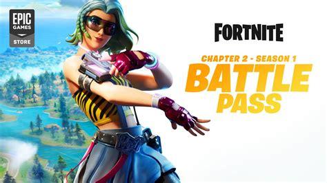 fortnite chapter  season  battle pass gameplay