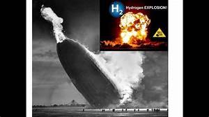 Hydrogen Gas Explosion