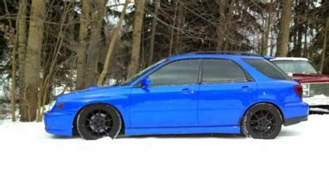 purchase   subaru wrx wagon  mods super clean